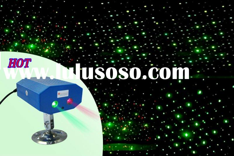 Party Disco Laser Lightings Mini Stage Lights