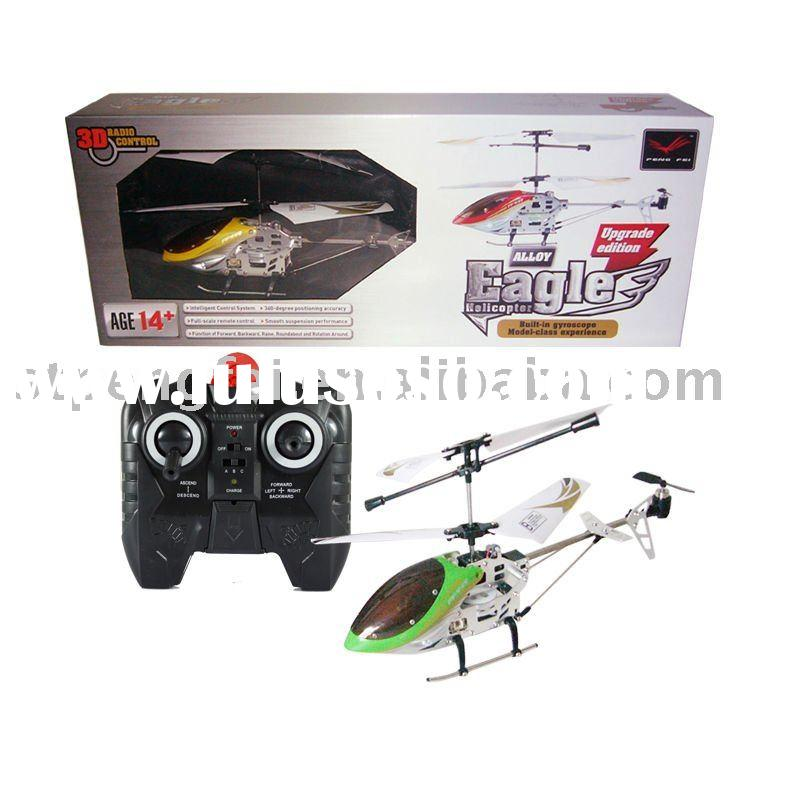 Pengfei~PF939,3.5ch metal rc helicopter,gyro system with led lights