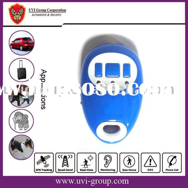 Personal GPS Tracker for Human, Animals and Pets tracking
