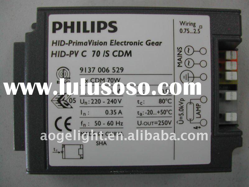 Philips Electronic Ballast Hid Pvc For Cdm on Metal Halide Ballast Wiring Diagram