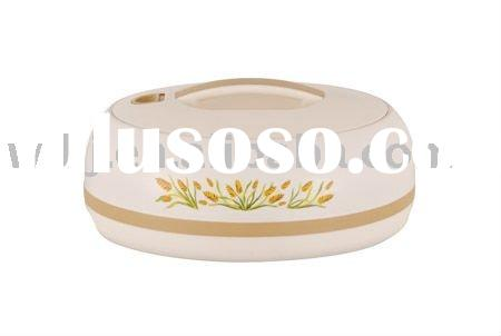 Plastic Food Thermos Container