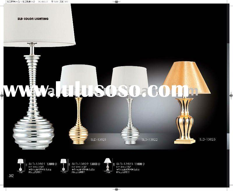 Popular house battery operated table lamps