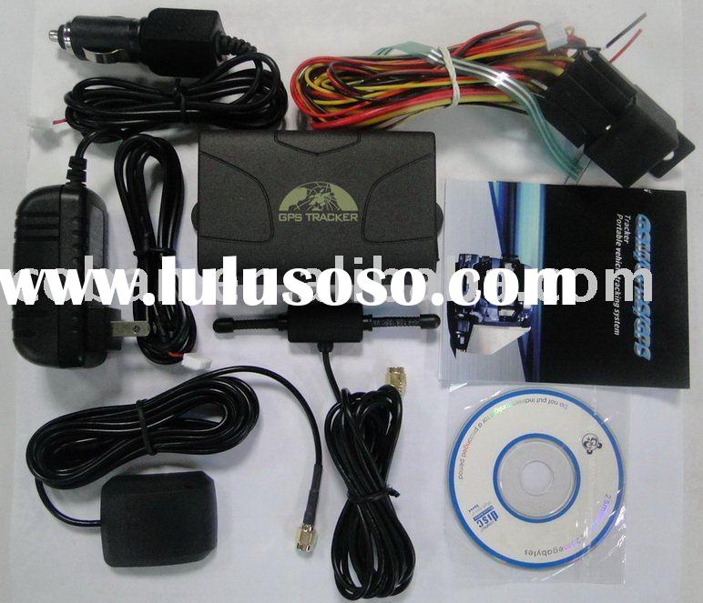 Portable Cargo Container Tracking System support google tracking