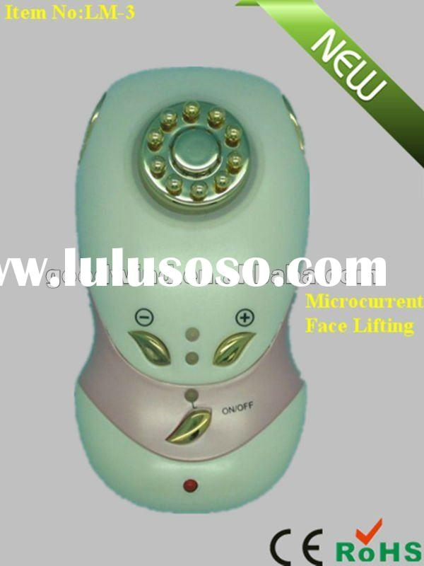 Portable Home Use Low Frequency Face Lift Beauty Machine