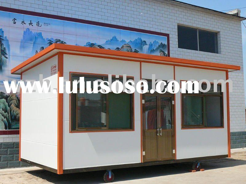 Prefabricated Light Steel Portable Houses
