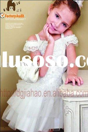 Price competitive and new fashion children party dress