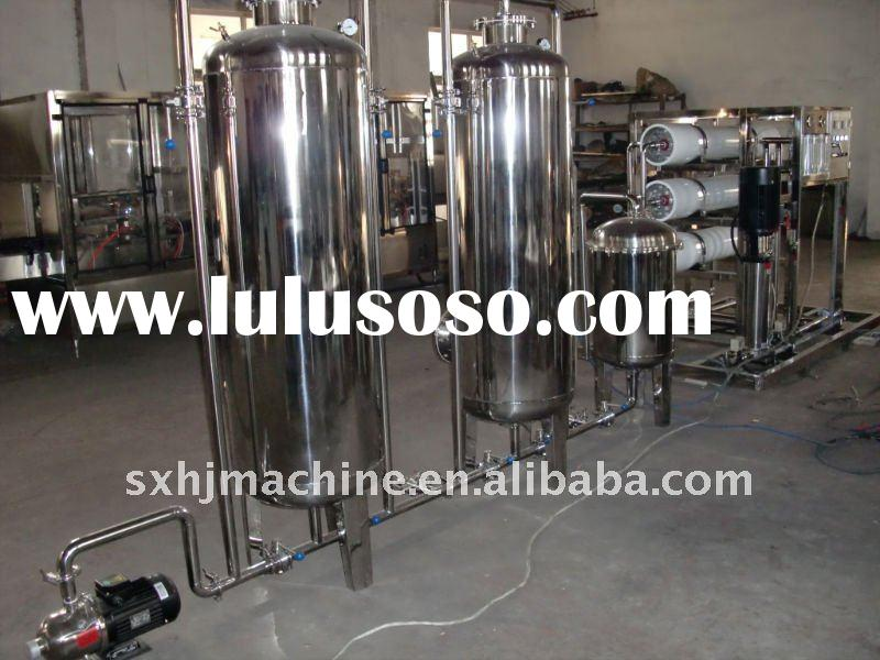 Pure drinking water treatment plant/RO filter