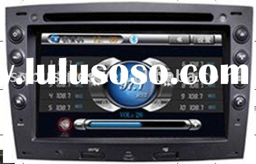"RENAULT MEGANE 7"" Digital TFT Touch Screen Display DVD Player GPS NAVIGATION, TV, IPOD, Bluetoo"