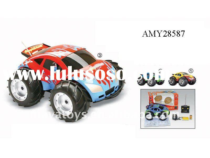 R/C amphibian car toy