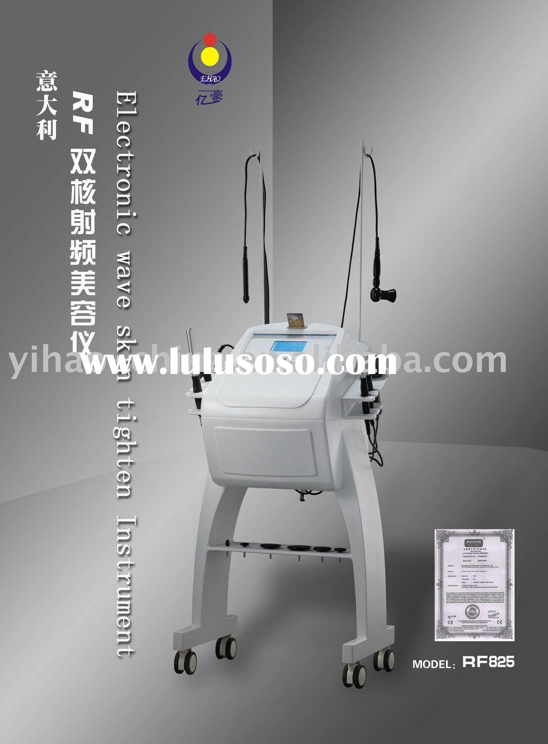 Radio frequency Electric Wave facial beauty machine