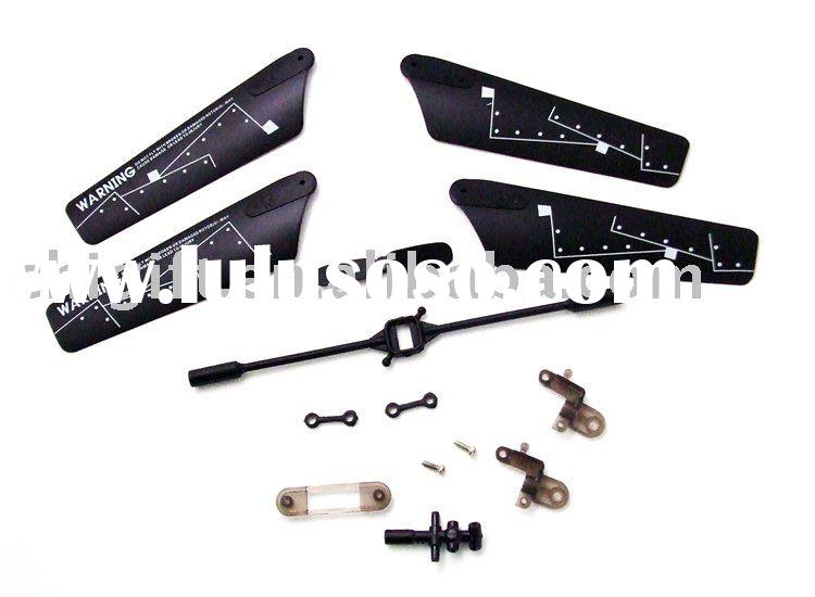 Replacement Parts Set For SYMA Mini 3 channel RC Helicopter - Mini Hawk & Mini Wolf
