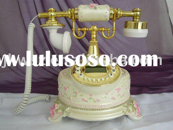 Reproduction antique Telephone Classic antique-style high-end phone!