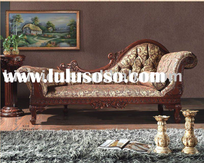 Royal antique living room leisure sofa,lounge sofa,classical wooden home furniture