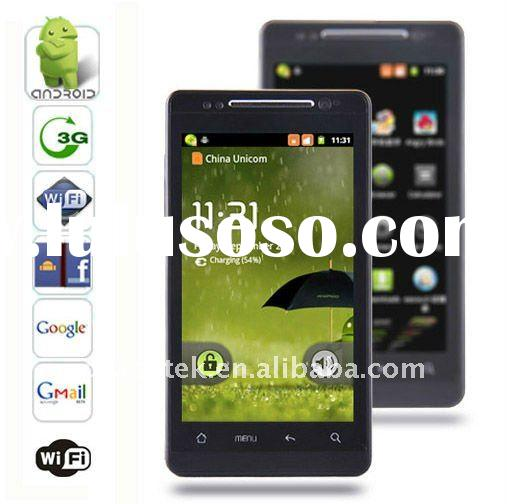 S810 4.3 inch capacitive touchscreen 3G Android 2.3 smartphone dual sim (GPS, wifi, 5MP)