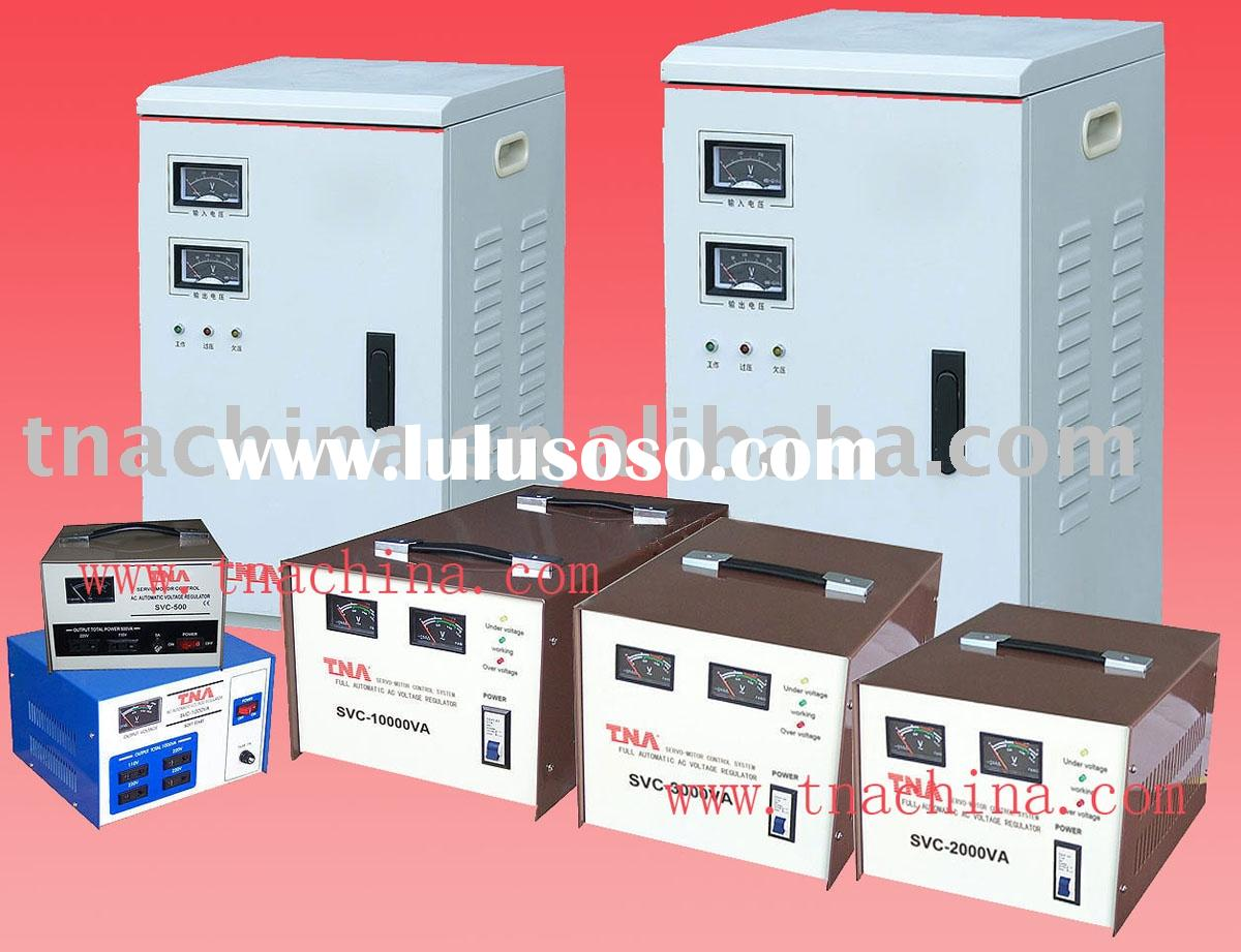 Three Phase Servo Voltage Stabilizer Circuit Diagram Wiring Svc Fully Automatic Ac 5k For Sale 3
