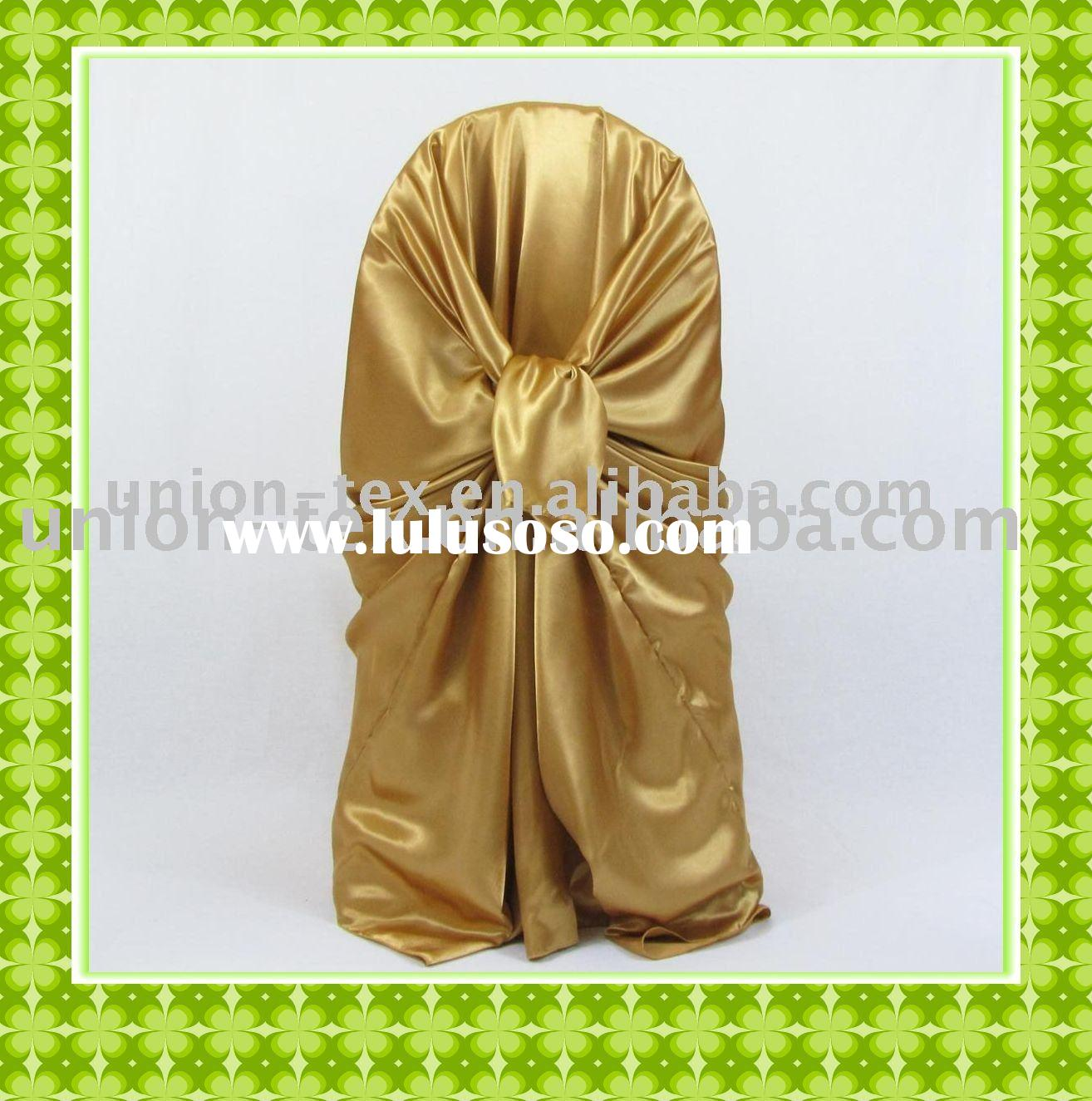 Universal Chair Covers For Weddings Self Tie Chair Cover
