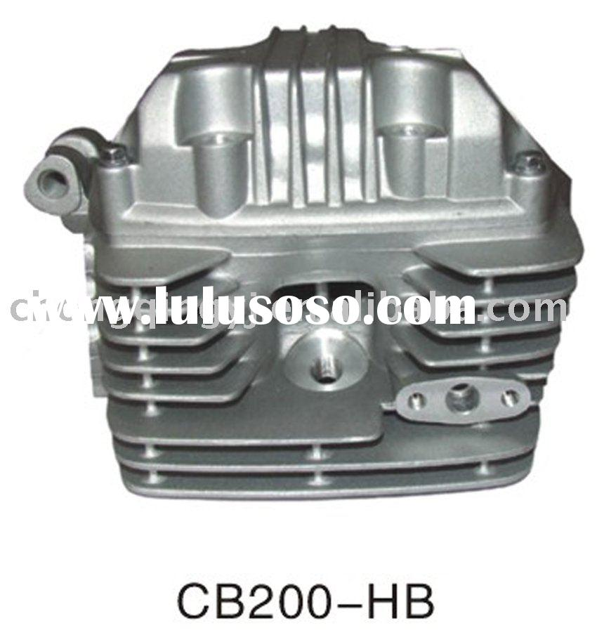 Sell 200cc air cooled single cylinder motorcycle cylinder head