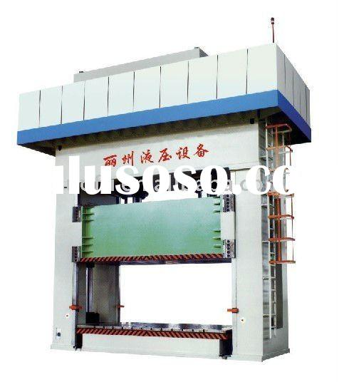 Single Action Hydraulic Press Machine for Metal Sheet Stretching