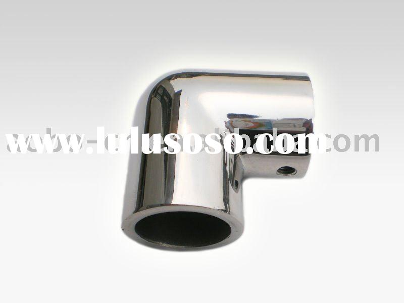 Stainless steel AISI 304 or AISI 316 marine pipe elbow