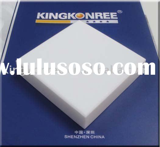 Super pure white solid surface , corian sheet