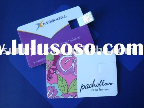 Super thin visit card USB flash memory(SU503)