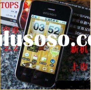 TOPS S8 Dual sim 3.5inch Capacitive multi-touch Android 2.2,GPS,WIFI Unlocked Cellphone