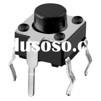 TS-1304 center-push button tact switch products