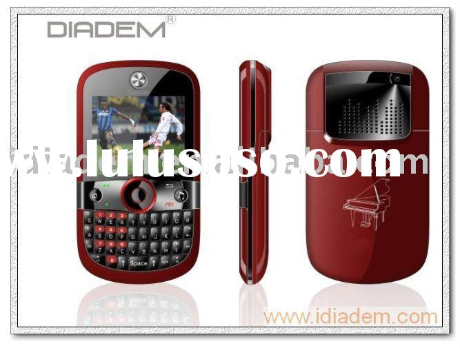 TV mobile dual SIM card with torch