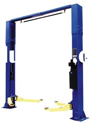 TWO POST CAR LIFT/ DUAL CYLINDER HYDRAULIC LIFTS