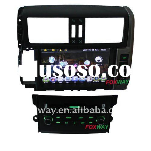 Toyota Prado 2011 Car DVD GPS/Bluetooth/Radio/TV