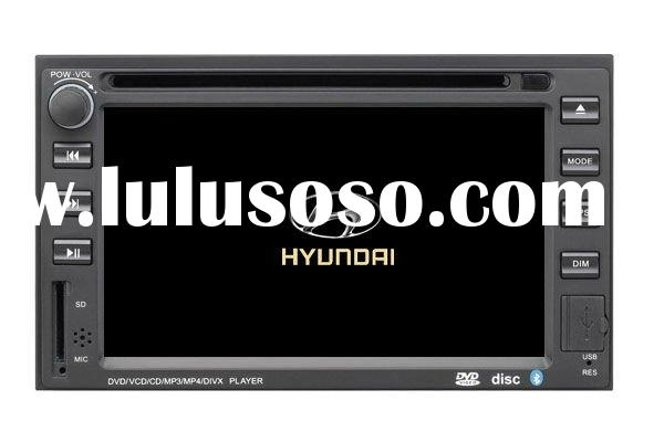 Universal Old Hyundai car dvd player with auto gps navigation system