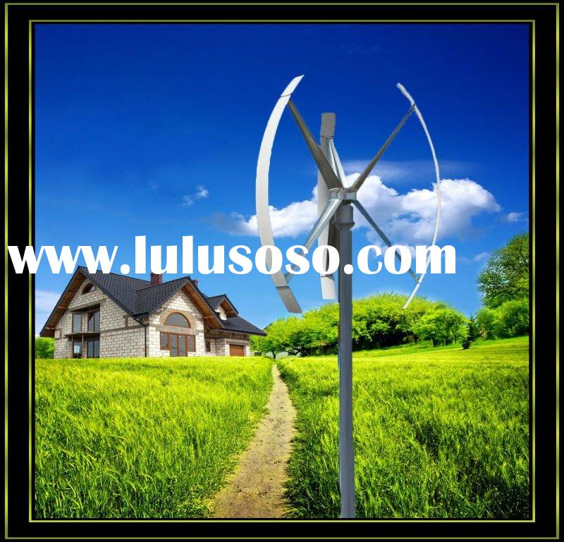 VAWT 3KW 220V,Vertical axis wind turbine,on-grid and off-grid system