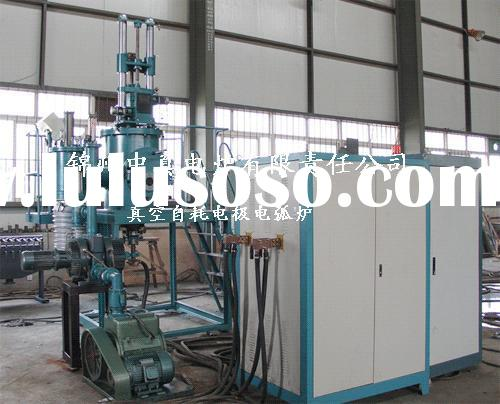 Vacuum Consumable Electric Arc furnace/Consumable furnace