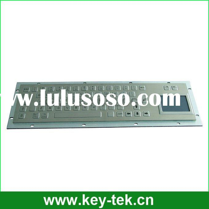 Vandal Proof pc keyboard Touch Pad