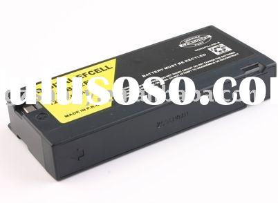 Video Camera Battery Pack for PAN VW-VBF2E/VBF2T/M9000/BP50