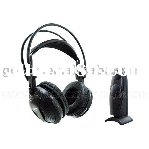 Virtual 5.1CH Surround Sound Stereo Wireless Headset