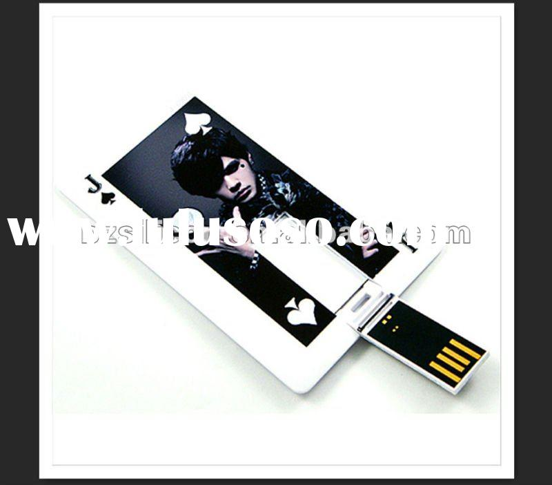 Visa card usb, business card usb flash drive