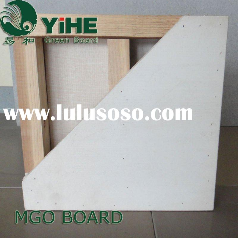 Waterproof magnesium oxide wall board fireproof for