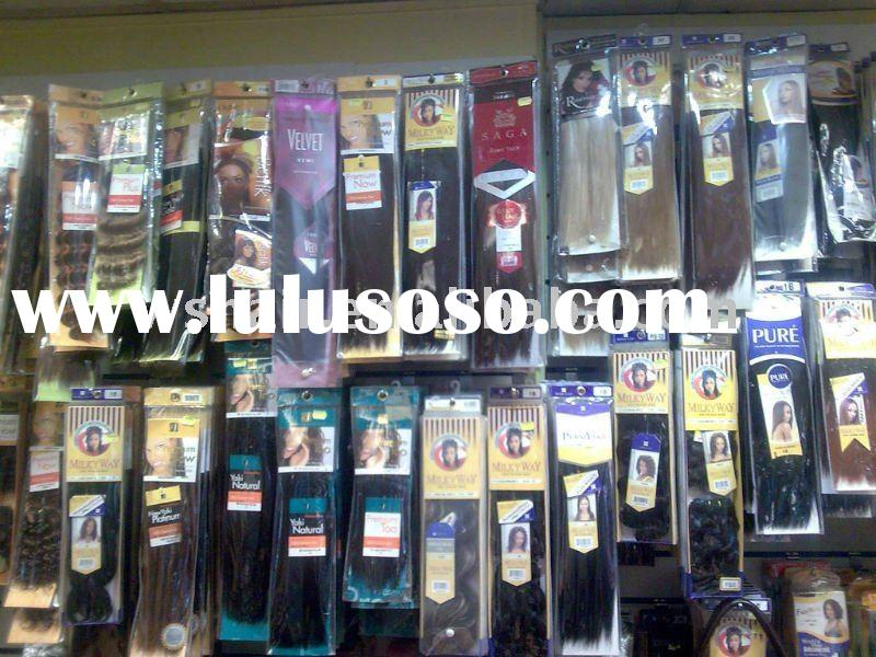 Wholesale Synthetic hair extension with competitive price