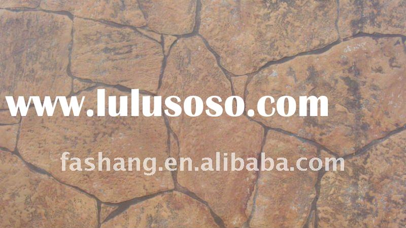 Wood stone mdf decorative wall panels.Interior wall decoration.