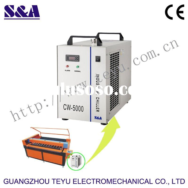 YAG laser cutting machine industrial laser chiller, refrigeration system