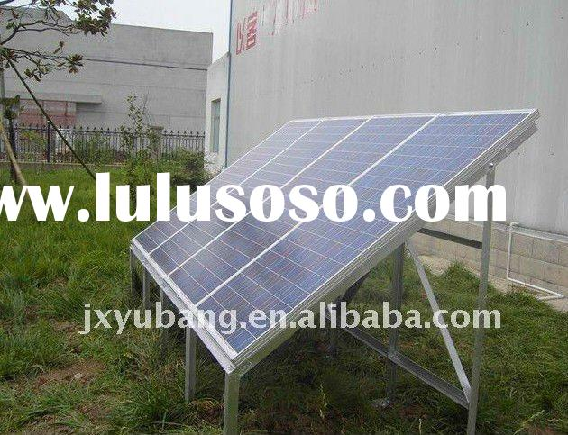 YB-1kw 1000w Home solar power system off grid pv system photovoltaic system solar energy system for
