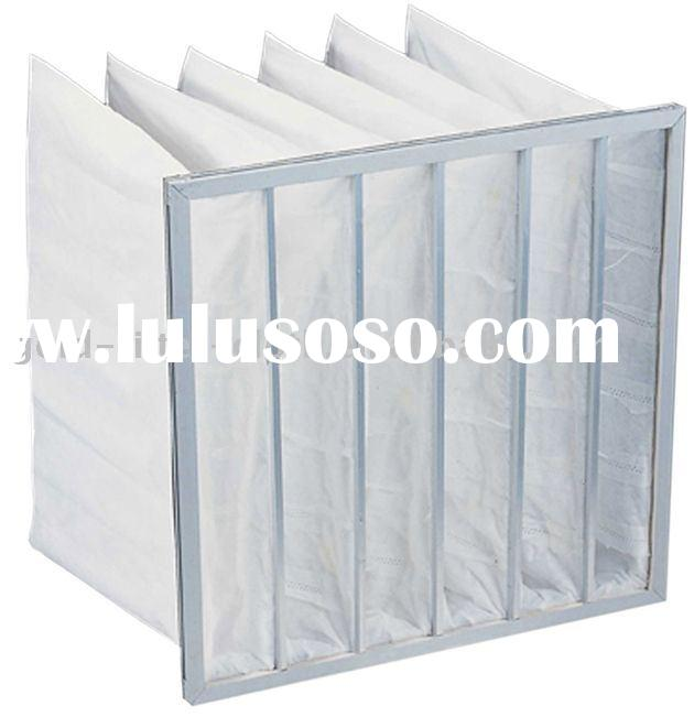 (Air bag filter)Air fabric filter