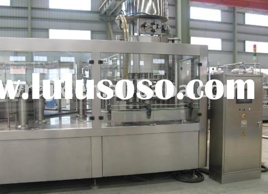 automatic pure bottled drinking water production line