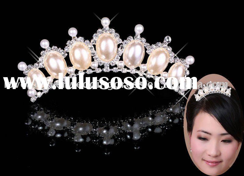 best selling bride royal crown/tiara