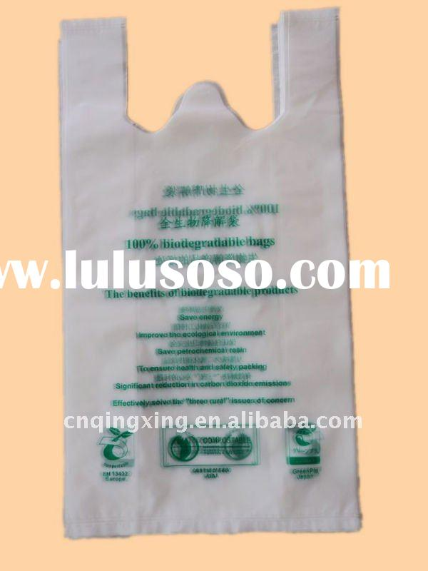 biodegradable household waste bags