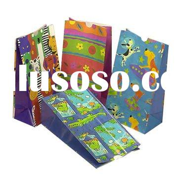 candy packing paper bag