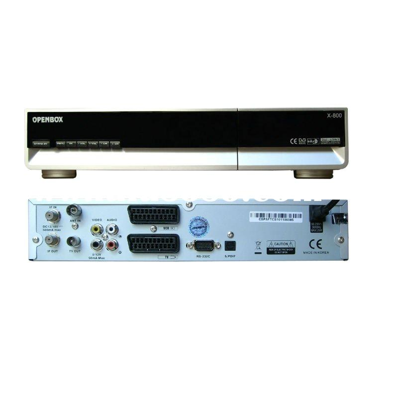cheap set top box openbox x-800 FTA receiver