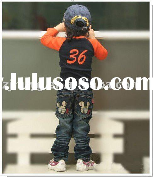 child garment jeans child wear kid wear kid summer clothing
