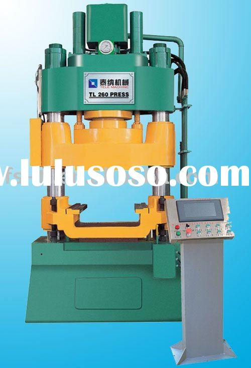 clay fired brick making machine Hydraulic Bricks Press Type TL-YZJ-260